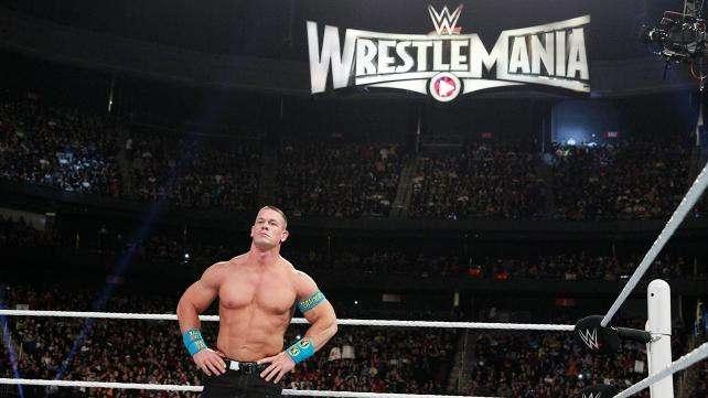 Starcie Johna Ceny z Undertakerem na WrestleManii 34 coraz bardziej realne