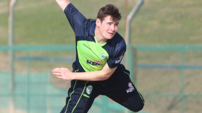 School-tied bowler pulls out of T20 series in India (Image courtesy: Cricinfo)