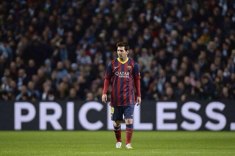 If You Could Describe Messi In One Word