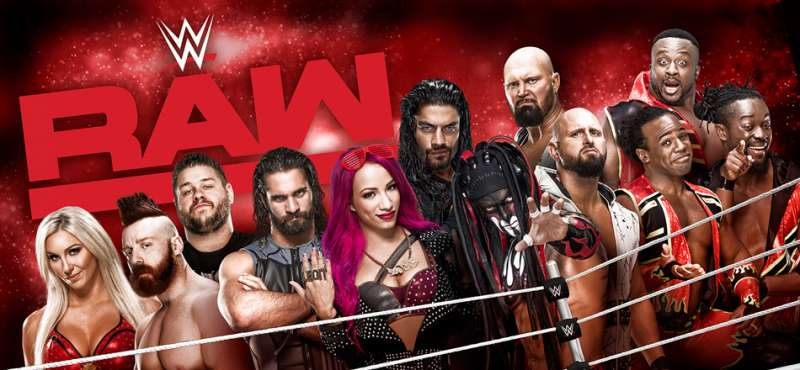 Wwe monday night raw preview 27th february 2017 - Monday night raw images ...
