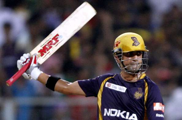 Gautam Gambhir has had a memorable time with the bat in the IPL