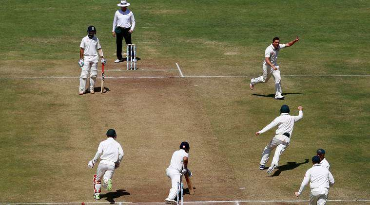 India Australia Pune Test