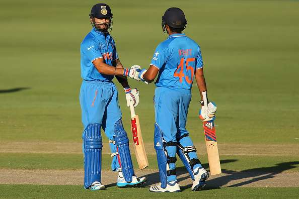 Rohit Sharma could have etched an unbreakable record