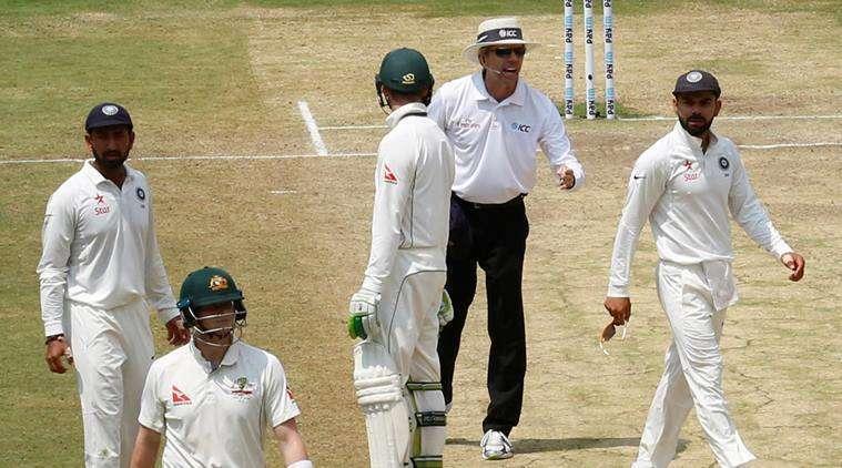 India Australia Bengaluru Test
