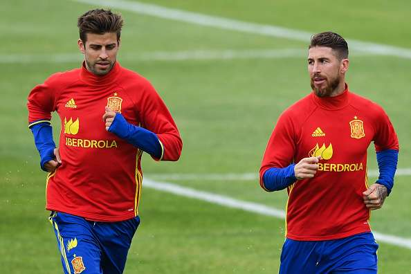 56ffd94c7 Sergio Ramos or Gerard Pique  who is Spain s best defender