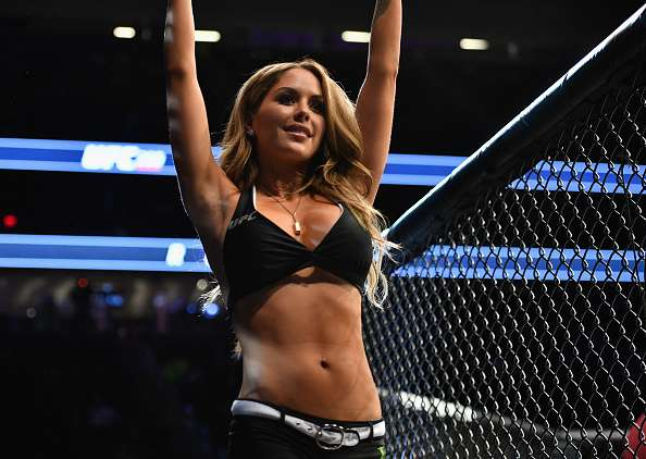Top 10 Mma Ring Girls March 2017 Edition