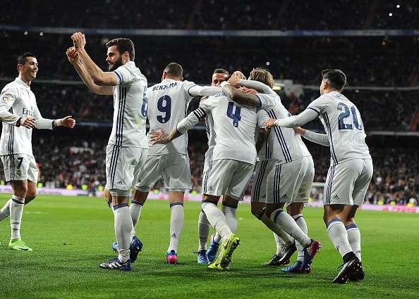 2 Real Madrid 2017 La Liga: La Liga 2016/17: Real Madrid 2-1 Real Betis, 5 Talking Points