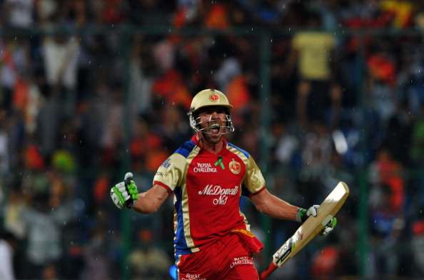 IPL 2017: AB De Villiers injured ahead of the tournament