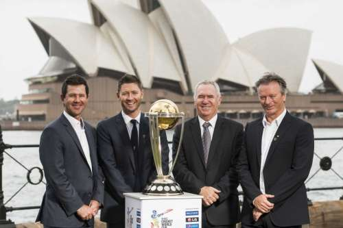 Australia captains