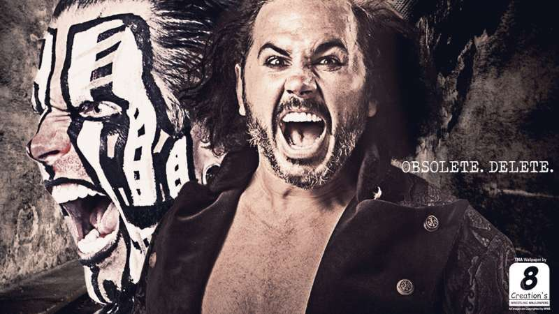Njpwimpact wrestling news matt hardy teases njpw debut the hardys are currently the hottest free agents voltagebd Image collections