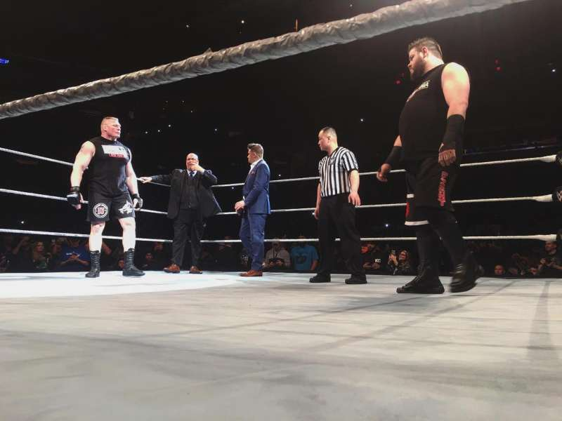 WWE Live Event Results: New York, NY From Madison Square Garden (03/12/2017)