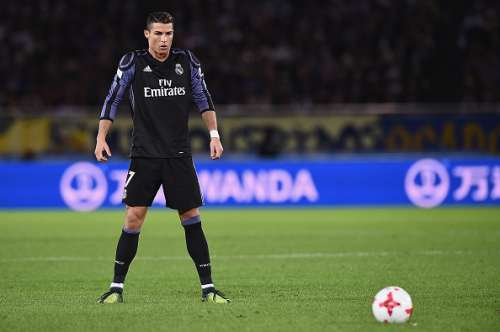 Cristiano Ronaldo free-kick