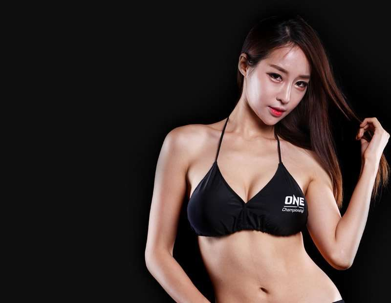 Page 7 Top 10 Mma Ring Girls March 2017 Edition
