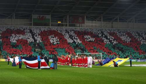 Gary Speed Memorial International Match between Wales and Costa Rica
