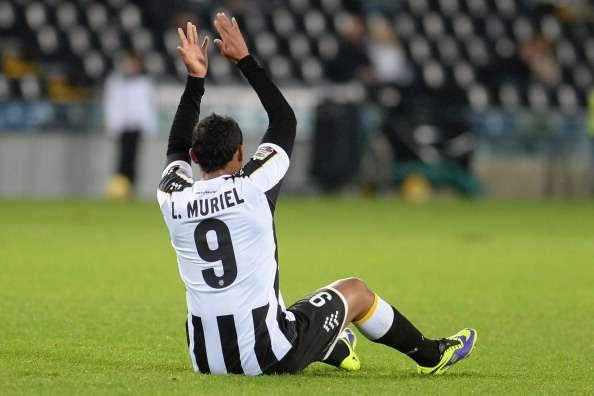Luis Muriel Udinese