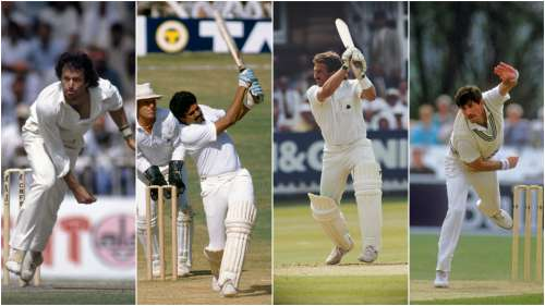 In the modern era, there have been a few who are gifted with both the ball and bat