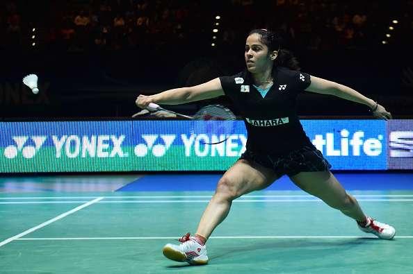 Saina Nehwal All England
