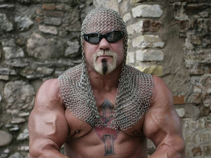 What Happened To Scott Steiner And Undertakers Chest