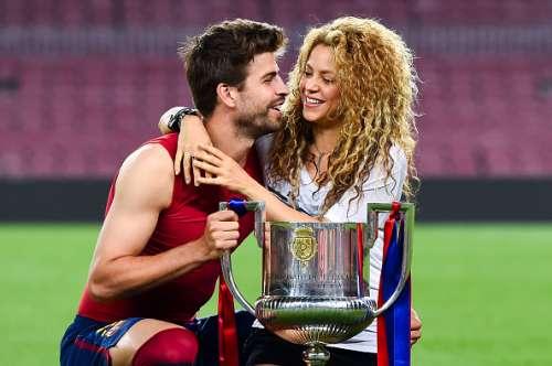 Shakira Pique Barcelona