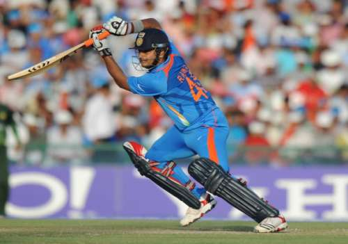 Suresh Raina India Pakistan