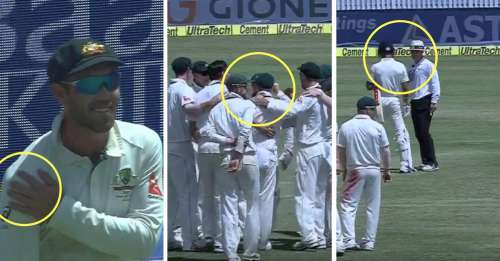 India vs Australia day 3