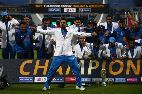Can India Pull Out Of The Champions Trophy