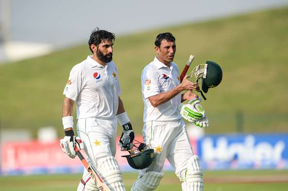 Misbah-ul-Haq and Younis Khan