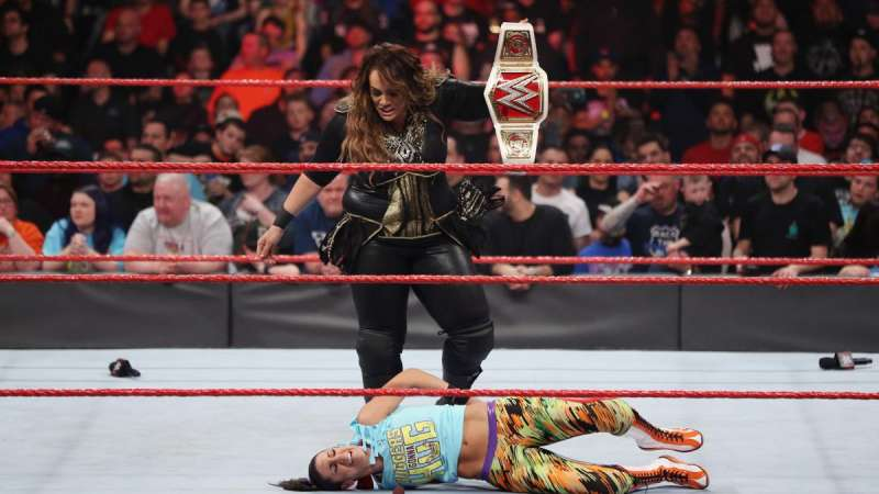 Wwe Rumors Wwe Payback To Feature Multiple Women S Matches