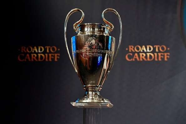 Champions League 2016 17 Semi Final Draw Real Madrid Take On Atletico