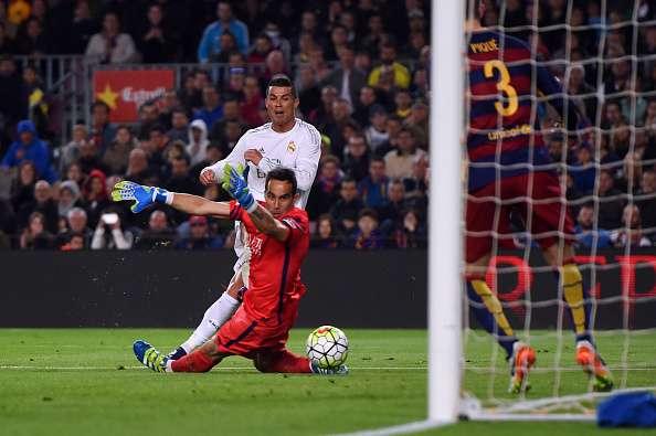 Cristiano Ronaldo Barcelona Real Madrid