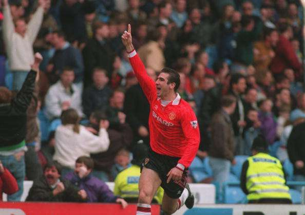 Eric Cantona Manchester City