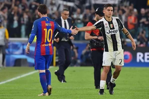 c52d86ffb10 Twitter explodes as Paulo Dybala inspired Juventus thrash Barcelona 3-0