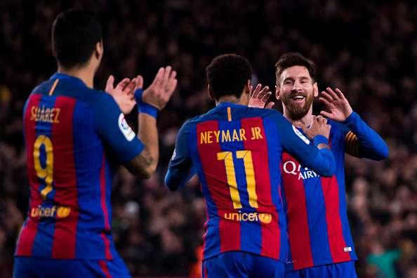 La Liga 2016 17 Barcelona 3 0 Sevilla 5 Talking Points