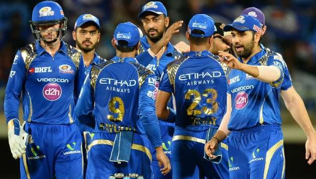 Mumbai Indians Sit Comfortably At The Top Of The Points Table
