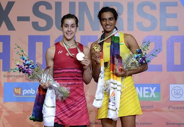 Singapore Open: PV Sindhu vs Carolina Marin quarter-final preview, schedule, channel, live streaming information
