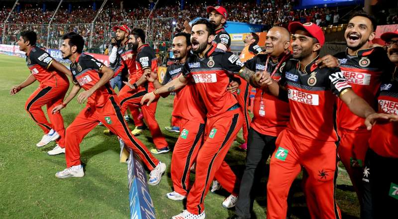 Ipl 2017 Bookmakers Tip Rcb To Win The Title