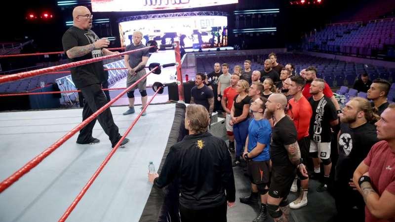 WWE News: WWE holds tryouts in London