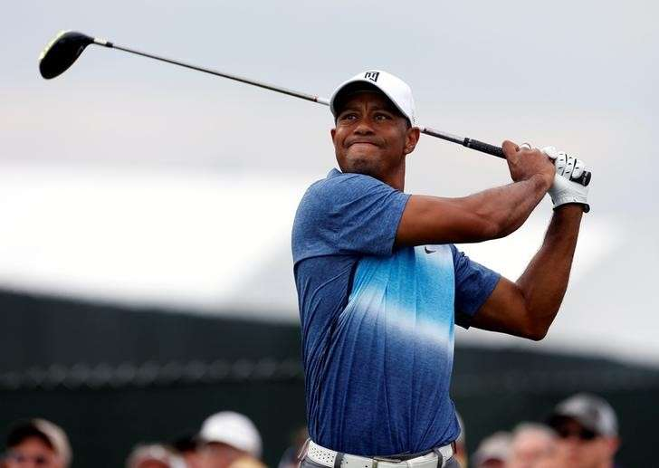 golfer tiger woods arrested in florida on dui charge
