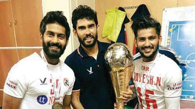 I-League 2017: Aizawl FC's Ashutosh Mehta credits coach ...