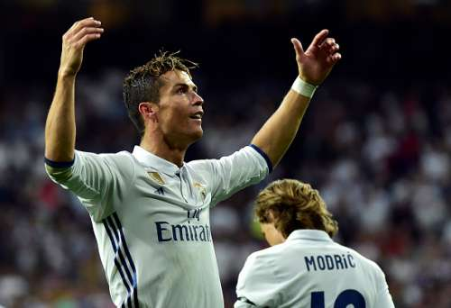Ronaldo Sevilla Real Madrid