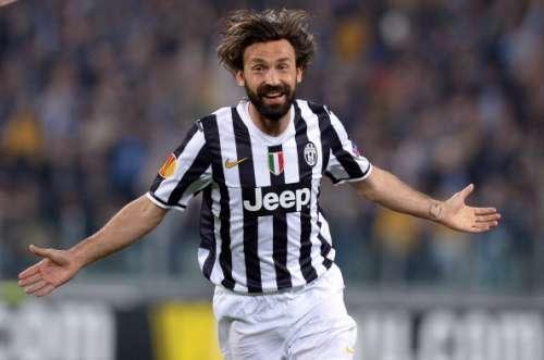 Andrea Pirlo free transfer Juventus
