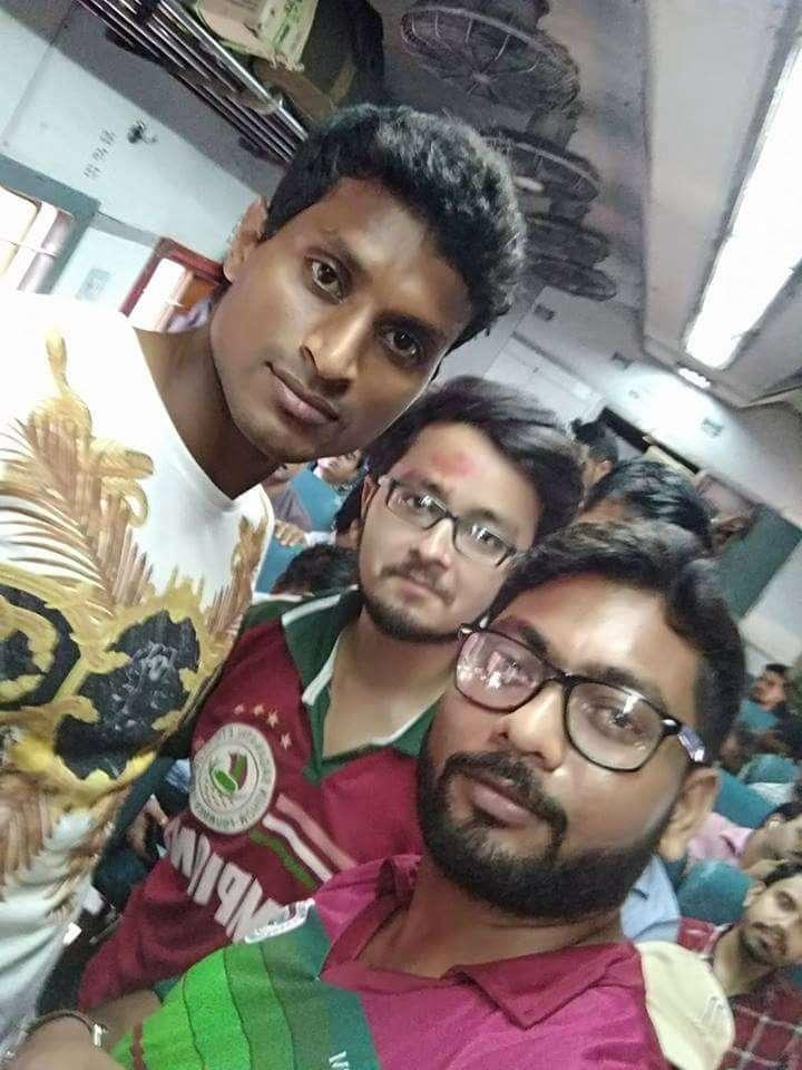 Arnab Mondal Mohun Bagan fans