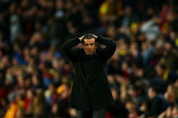 Barcelona mistakes 2016-17