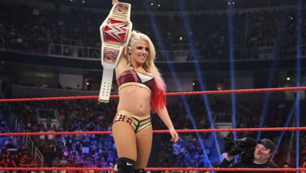 Image result for alexa bliss raw women's champion