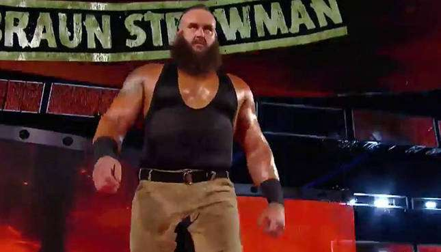 Braun Strowman could be the man to beat Lesnar for the Universal Championship