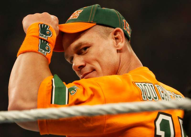 WWE News  John Cena on why he doesn t wear traditional wrestling attire 28fe246a2f