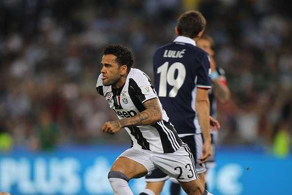 Dani Alves Barcelona Juventus