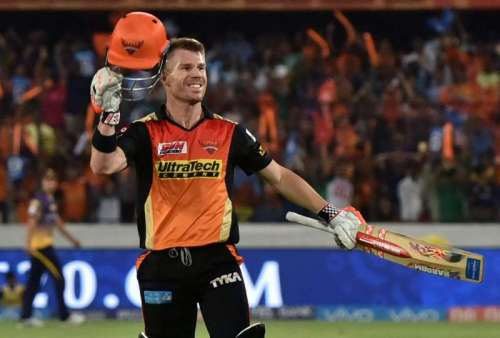Warner had always led from the front for SRH and was one of the finest captains as well as batsmen in the IPL
