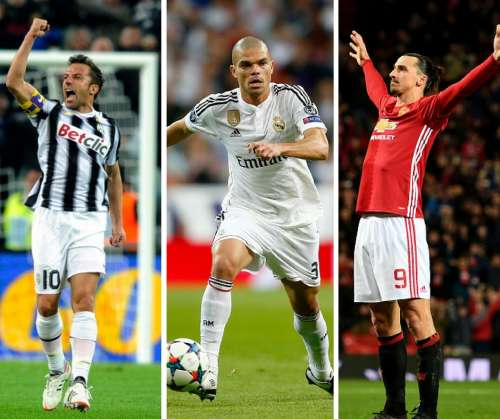10 footballers who have played for the most clubs