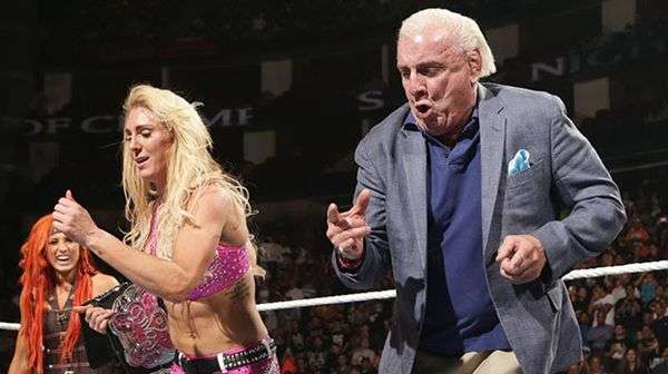 WWE News: Ric Flair reveals the secret from which he ...